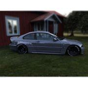 BMW E46 Seitenschweller Widebody