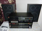 Fisher Stereo Cassetten Deck CR-58