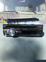 Autoradio Pioneer DEH-X8600BT inkl Mikrofon