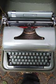 Antik Schreibmaschine Princess 500