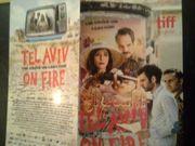 Flyer Tel Aviv on fire