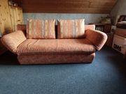 Sofa 2 Sitzer Bett