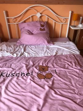 Betten - Metallbett