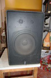 2 Lautsprecherboxen Canton Fonum schwarz