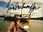 Friedensreich Hundertwasser war österreichischer Künstler-Autogrammfoto