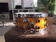 Snare Mapex Black Panther Flame