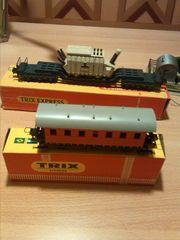 Modelleisenbahn TRIX-Express