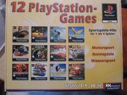 12Playstation1 Spiele