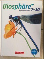 Schulbuch Biologie 7 -10 Klasse