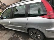 Peugeot 206 Ersatzteile