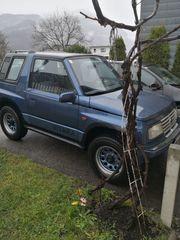 Suzuki Vitara LX Allrad Schmuckstück-Softdach-Cabrio