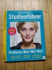 Die Zeit - Studienführer 2017 18