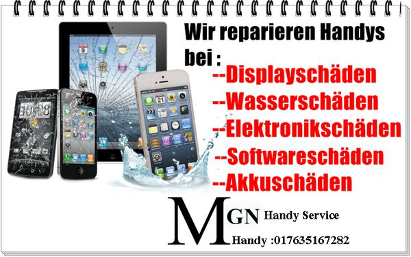Handy reparatur Iphone Samsung HTC