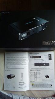Smart Projektor Beamer Android OS