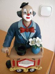 Original Gilde Clowns Der Orgelspieler