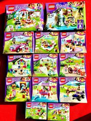 13 x Lego Friends