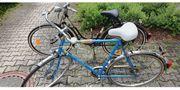 28 Zoll NSU Damen-Fahrrad 60er