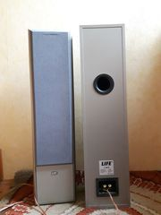 Lautsprecher Boxen Lautsprecher-Paar Life L
