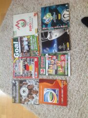 17 Panini Sticker Album s