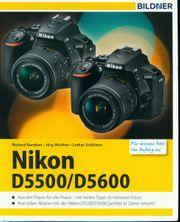 Buch Nikon D5500 D5600 vom