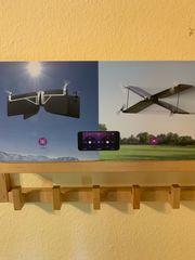 Parrot swing plane drone mit