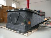 Dachzelt Easy360 196x136cm Schwarz