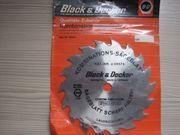 Black Decker Kombinationssägeblatt