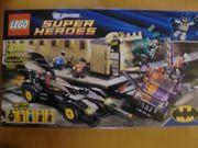 Lego Batman DC Universe Comics