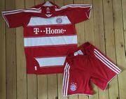 ADIDAS Retro Bayern München Trikot