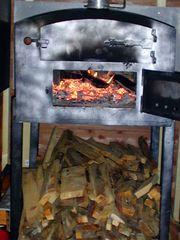 Original Flammkuchenofen