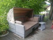 Gartenmöbel Lounge Rattan