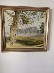 Gemälde Helmut Fetz 1959