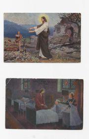 Feldpostkarten 1916 - 1917 - 1923