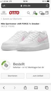 Nike air force Gr 39