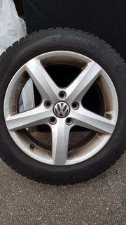 Winterreifen für VW auf original