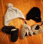 Baby Kleinkind Mützen und Handschuhe
