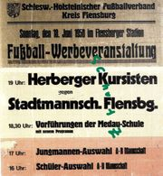 Sepp Herberger Kursisten Deutschland 1950
