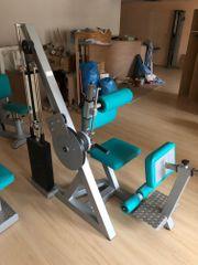 Fitness Geräte 4x SVG REHA-LINE