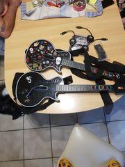 PS 3 Guitar Hero Metallica
