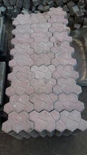 Verbundsteine Knochensteine ca 50qm