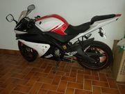 Yamaha 125 YZFR drosselbar auf