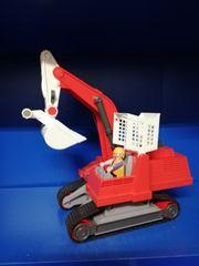 Playmobil Raupenbagger