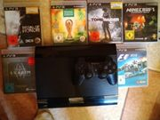PS3 Sony Playstation 3 Konsole