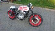 Yamaha XS500 Cafe Racer 77