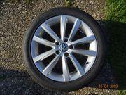 VW Felgen mit Dunlop Sport