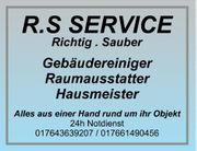 Handwerker Hausmeister Gebäudereiniger Raumausstatter