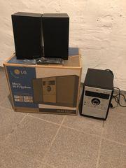 LG Micro Hifi-System