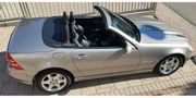 Youngtimer Mercedes SLK 200 Kompressor