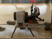Gewindeschneidemaschine Rems Combi