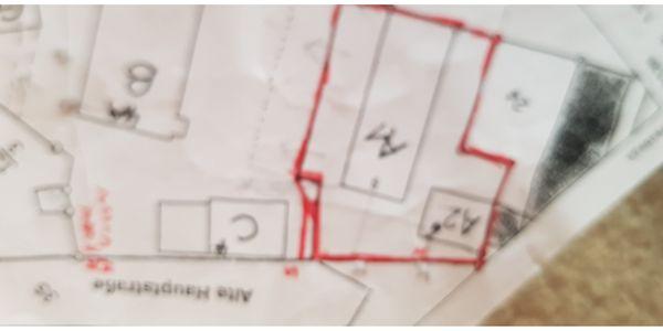 Halle Scheune 2x400m2 auf 1500m2